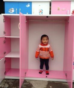 tủ trẻ em 4 buồng