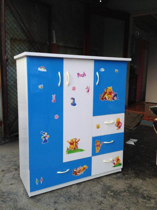 Tủ trẻ em cho bé trai