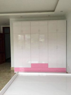 tủ 6 buồng + giường đài loan