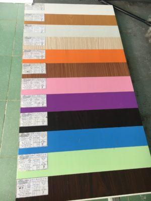 Bảng màu nhựa đài loan ChinHue