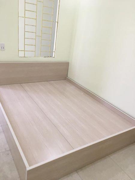 Giường Nhựa Đài Loan GL17