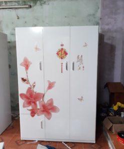 tủ nhựa hải phòng 3 buồng